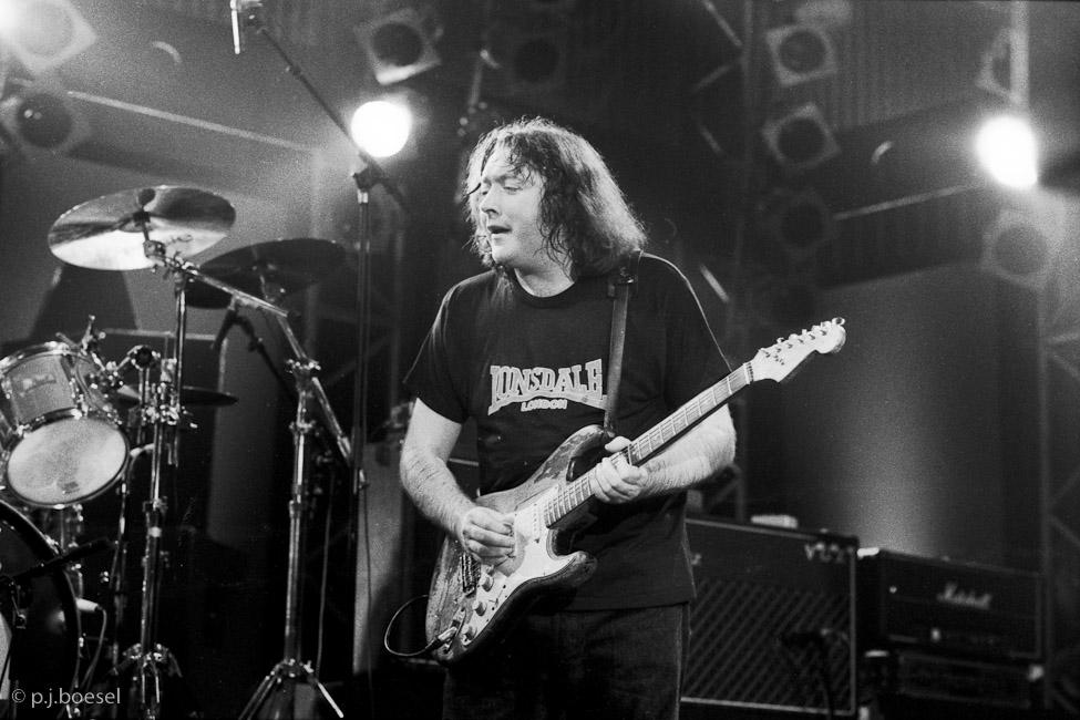Rory at Rocklife 1990 pic 3